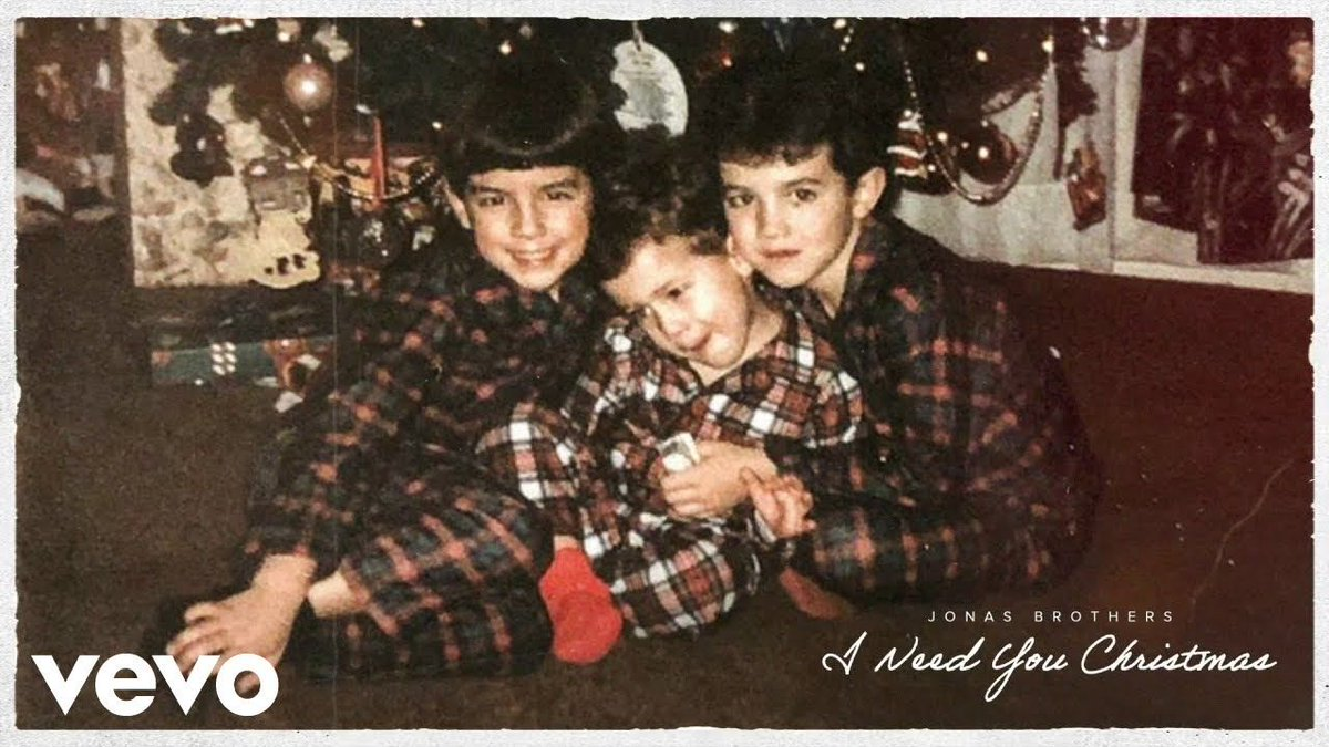 "If you're feeling a little lonely, look no further than ""I Need You Christmas"" by @jonasbrothers for a touching ballad. See the full list of my favorite new holiday songs at The High Note  #JonasBrothers #INeedYouChristmas #ChristmasMusic #HolidayMusic"