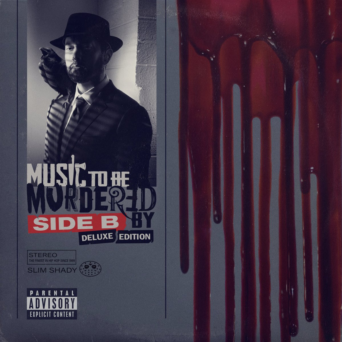 #MTBMB @Eminem hits us with 16 more tracks!  Music To Be Murdered By - Side B (Deluxe Edition) out now.