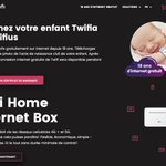 La plus curieuse offre publicitaire vue récemment: le fournisseur Internet suisse Twifi vous propose de nommer votre enfant Twifius ou Twifia. Après vérification de l'acte de naissance, vous aurez la connexion gratuite pendant 18 ans. Pauvres enfants qui porteront ces prénoms...