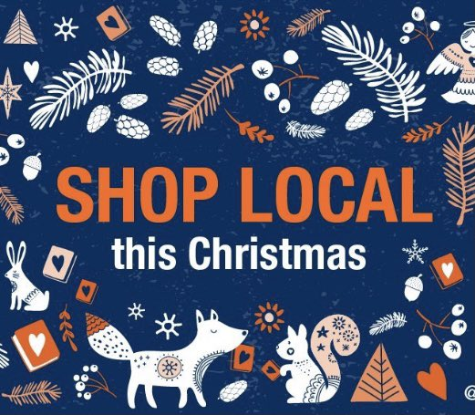 It's the last #smallbizsat before the big day. Use your local High Street businesses small or large in ANY way you can please - It's very on trend I'll have you know 😘#ShopLocal til you drop xx