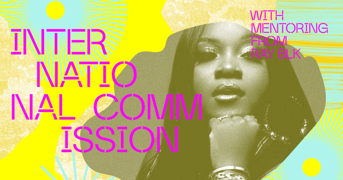 ONE WEEK LEFT to apply for our #BothSidesNow Commission, with mentoring from @RayBLK_ !  Create new music exploring the impact of the pandemic on our creativity + wellbeing. Selected artists will receive a fee of £2,000. Deadline 13 Jan: