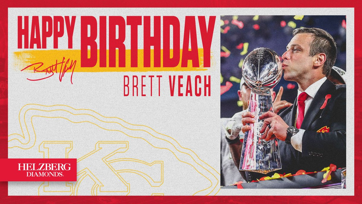 Replying to @Chiefs: Happy birthday to the best GM in all of sports!