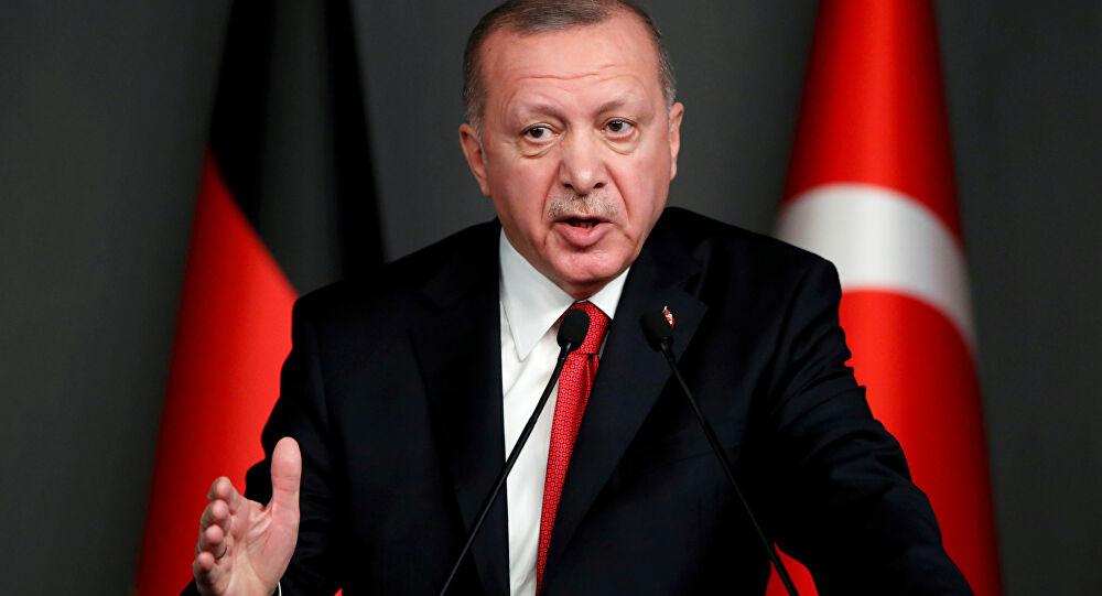عاجل أردوغان أقول لكل من يسعى لإخضاع تركيا سنخيب آمالكم دوما عين ليبيا