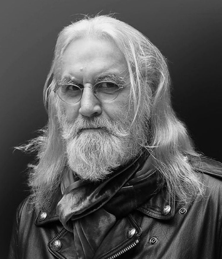 """""""You can either break down and complain about how miserable your life is or have a go at it and survive.""""  ~ Billy Connolly.  An absolutely wonderful quote from the great man.   #BillyConnolly"""