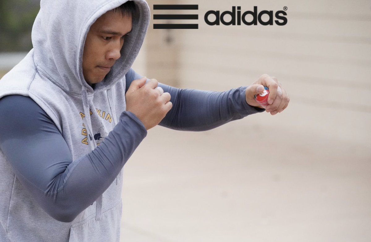 Stay consistent, Be patient, and Never give up!  #Perserverance #AdidasBoxing #Eggweights #StayingReady #ReadyForSport  #Boxing #Adidas #HereToCreste #MercitoGesta #PinoyPride  @cs_adidas @adidas @mrboxingguru @GoldenBoyBoxing @WildCardBoxing1 @chrisdessalles   📷: @neilmacasadia