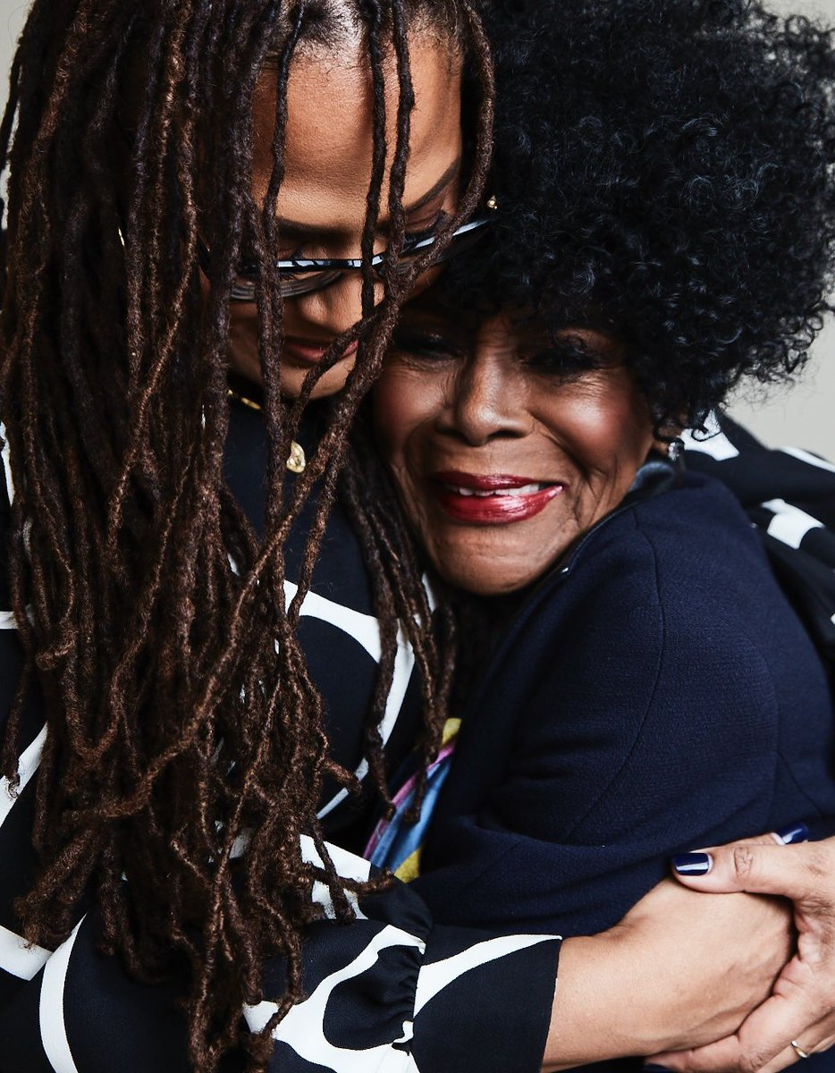 Another year in your truly magnificent life. You are a glorious gift. I love you, adore you and celebrate you today and everyday, @IAmCicelyTyson.  Happy birthday, Your Majesty!