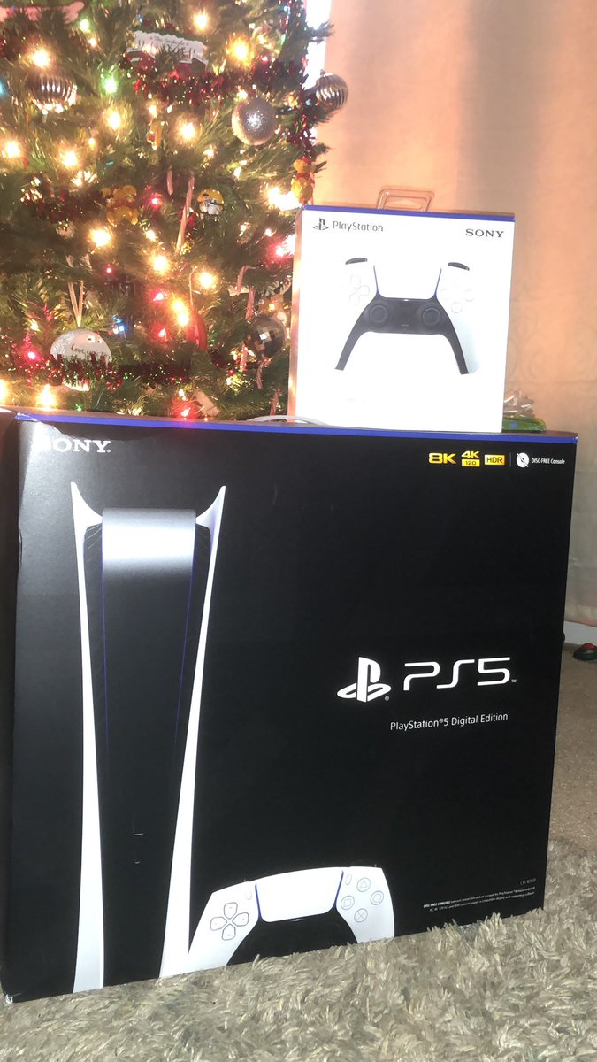 Replying to @WarriorGawss: Ps5 Giveaway  To Enter: 1. Retweets  2. Follow us 3. Turn Notifications on  Goodluck