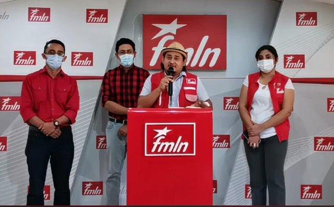 Solidaridad con víctimas de pandemia y piden a Bukele garantizar salud de la población