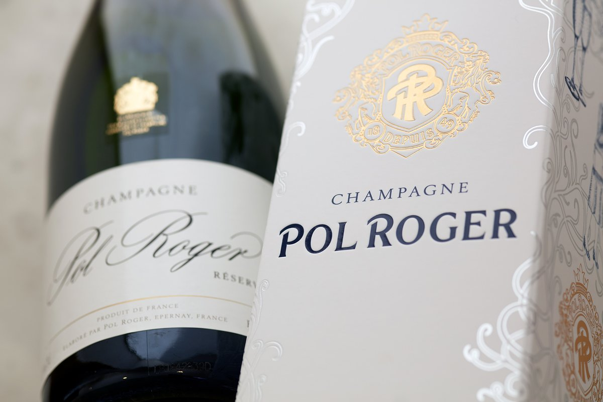 Celebrate this holiday season with Champagne Pol Roger! Buy a bottle now on ReserveBar and receive free shipping with code POLROGER. →