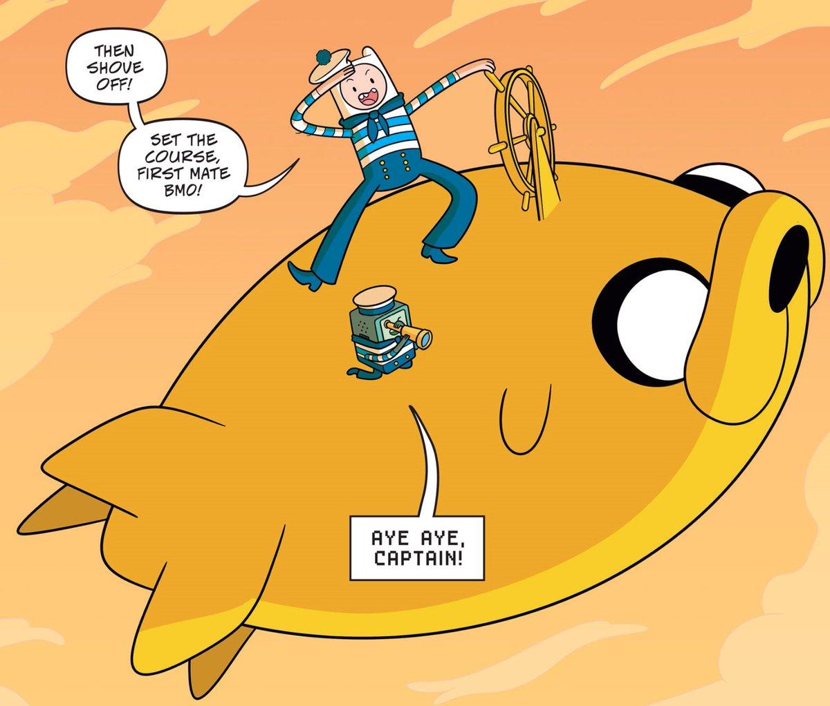 Adventure Time Comics (@ATComicsDaily) on Twitter photo 2021-01-18 18:52:00