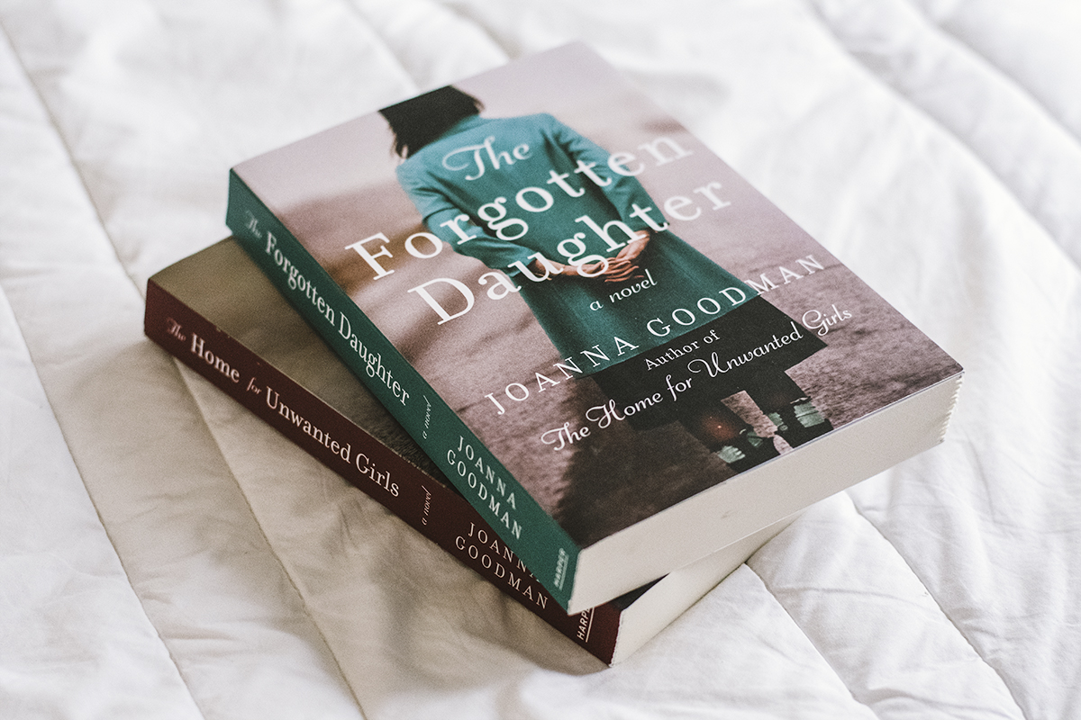 Have you read the sequel to @joannagoodman's #TheHomeforUnwantedGirls? #TheForgottenDaughter is on the Canadian bestseller list this weekend!
