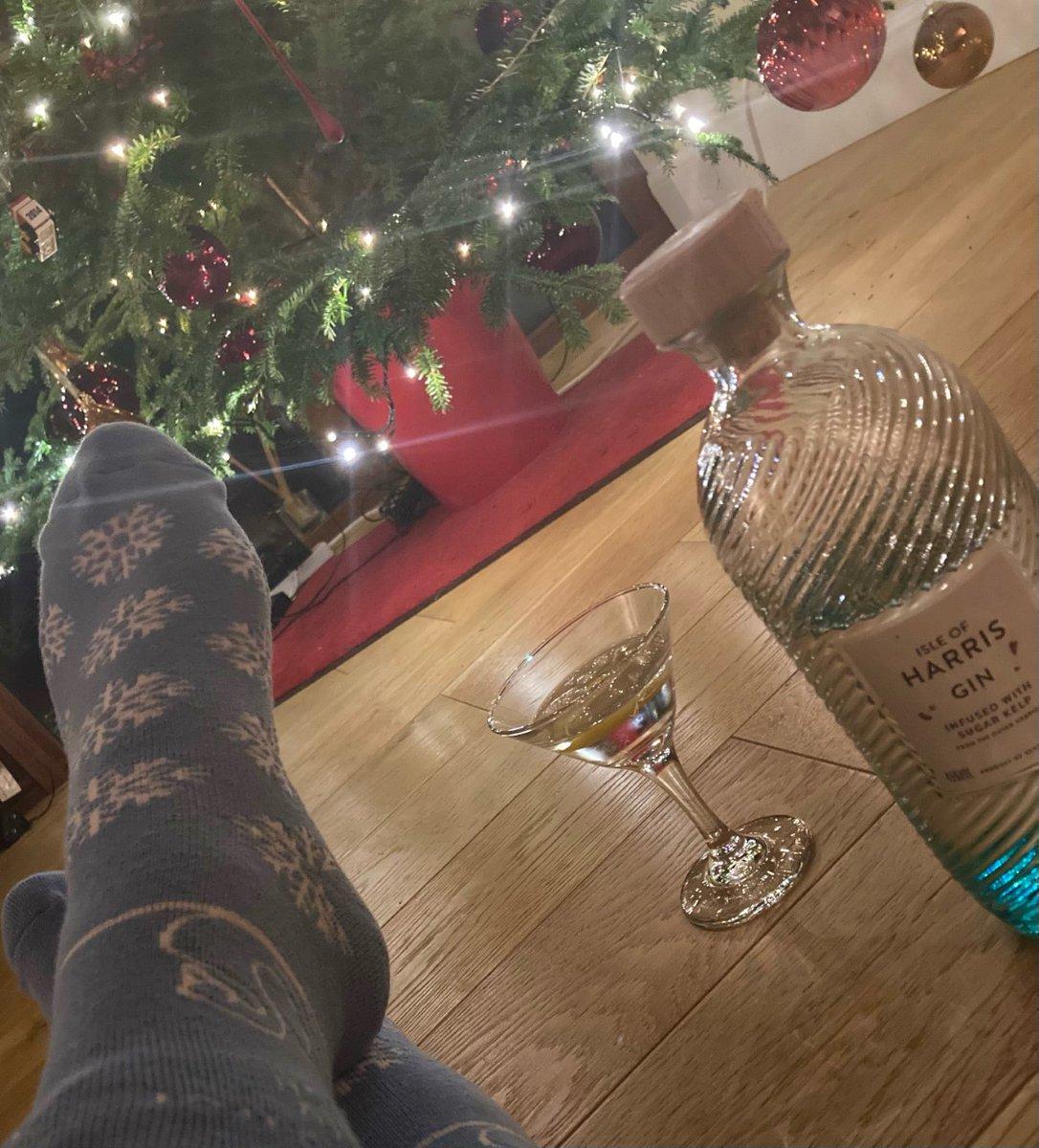 What a pleasant way to kick off the festive season! #QMUChristmasSocks .
