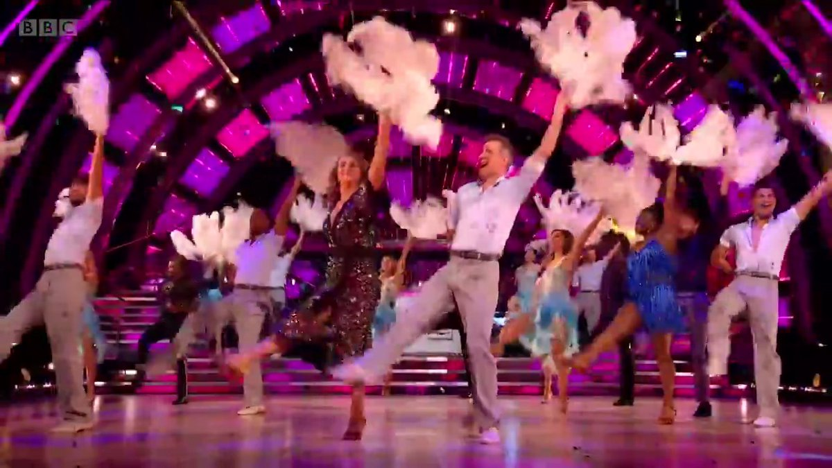 Thank you to the Class of 2020 for bringing us all the #Strictly magic when we needed it most. ✨ #StrictlyFinal