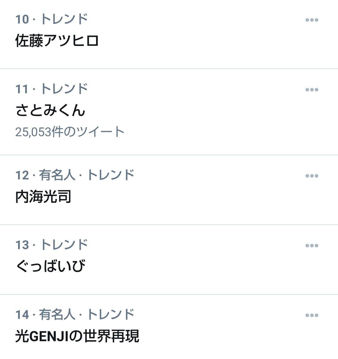 アツヒロ ツイッター 佐藤