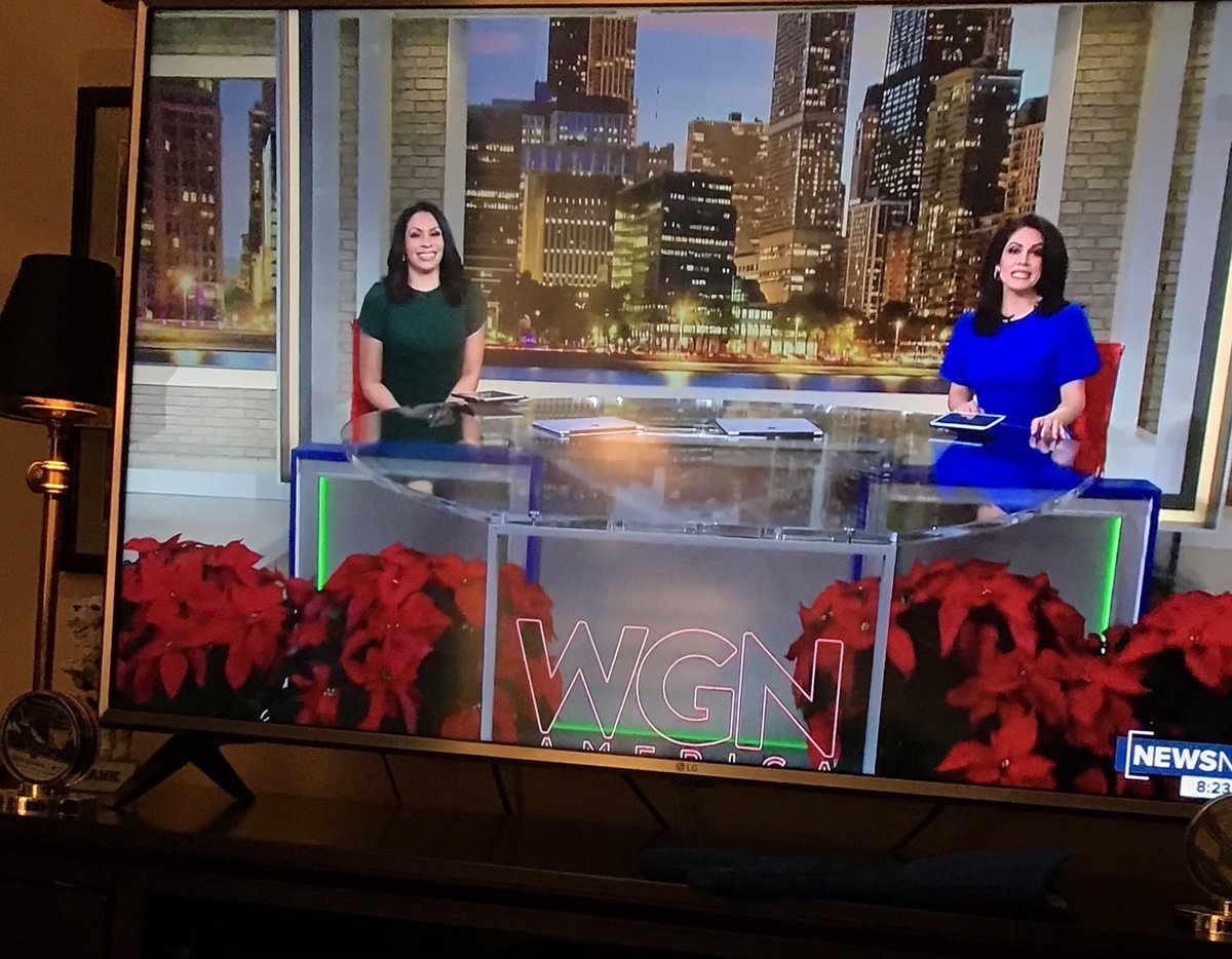 Enjoying watching @NicholeBerlie on @WGNNews #NewsNationTV tonight! Miss you in #STL!