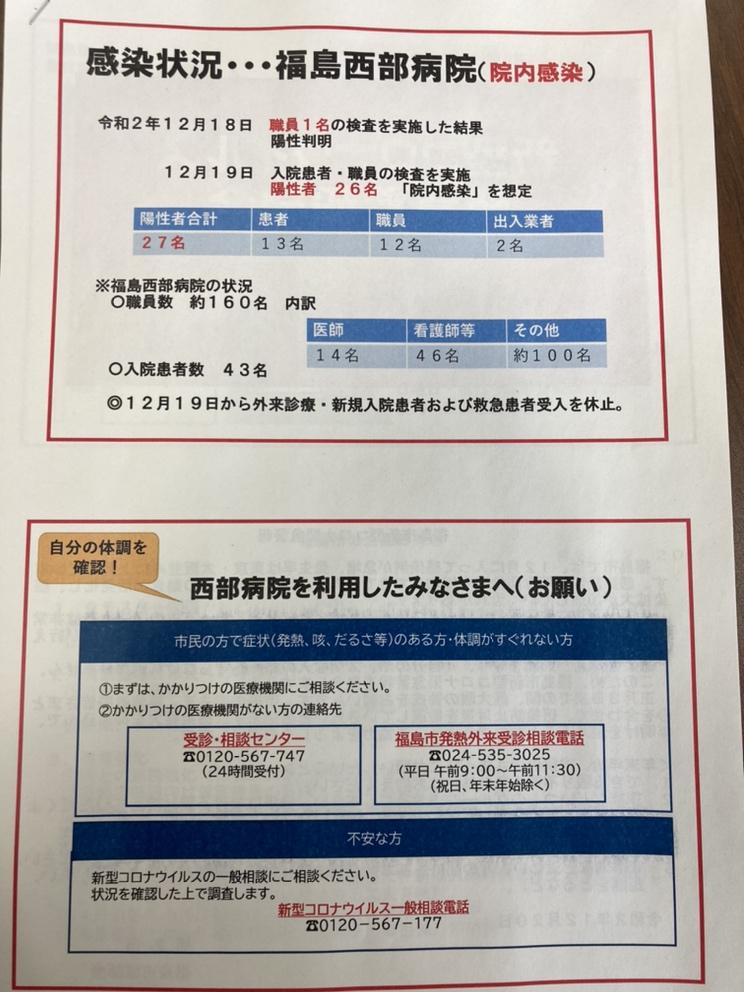 コロナ ニュース 福島 最新