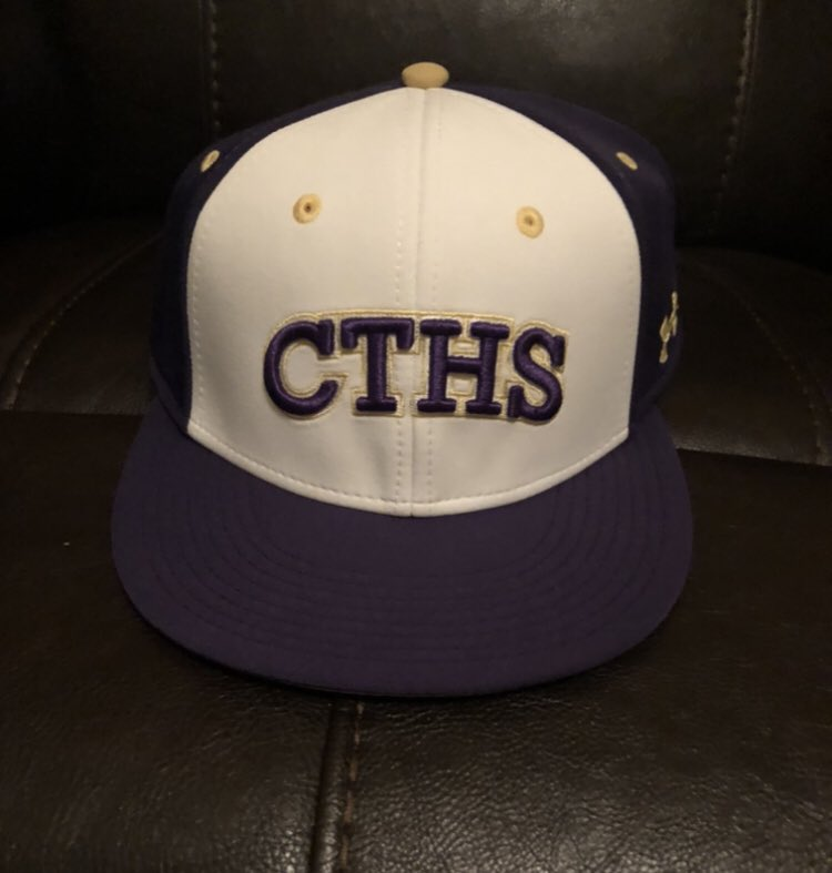 Replying to @BaseballCths: New hats came in for the 2021 season.