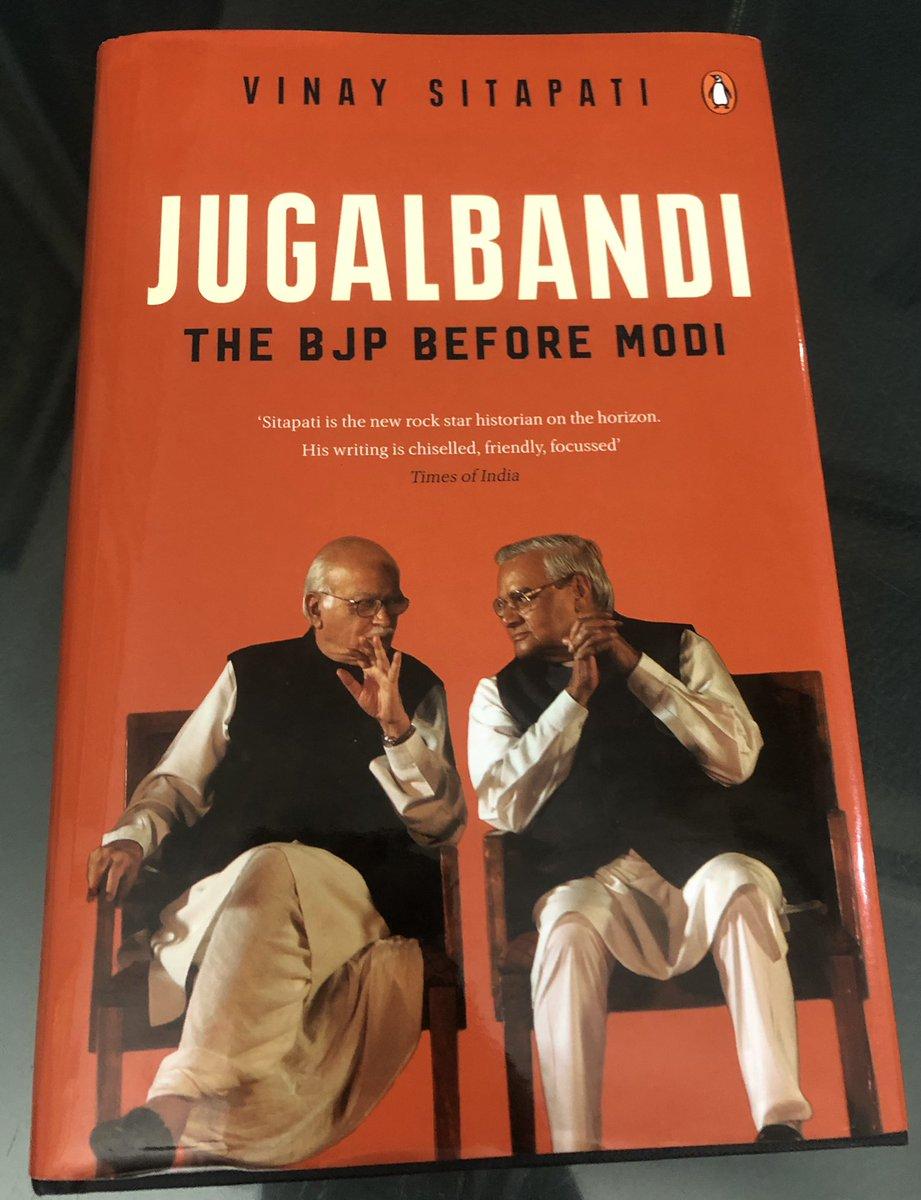 Jugalbandi by @vinay_sitapati