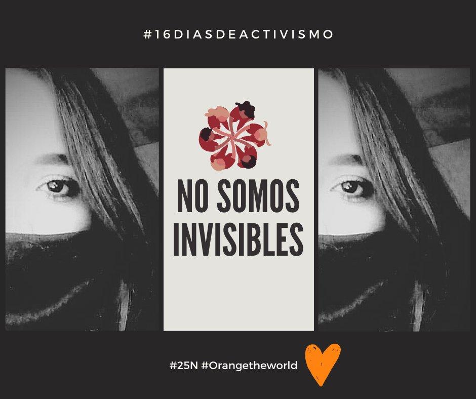 #25n2020  #16diasdeactivismo 🧡