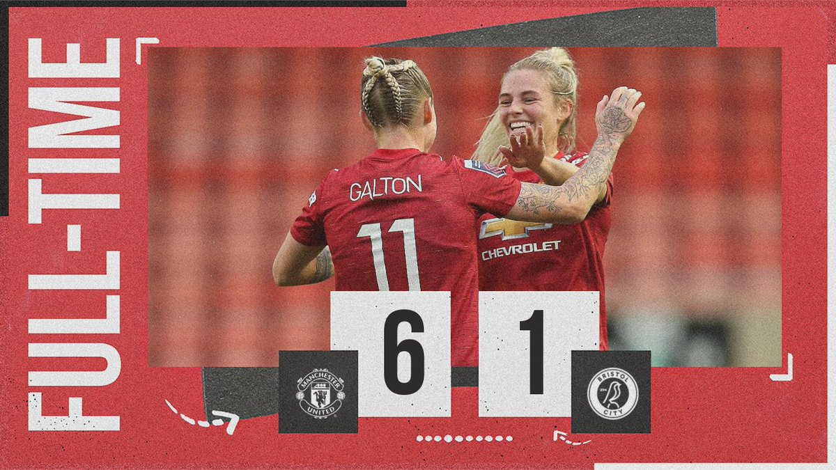 Two for @Leah_Galton21 ✔️ Two for @TobinHeath ✔️ Six for #MUWomen ✔️  Now THAT is how to end the year in style 😎  #BarclaysFAWSL