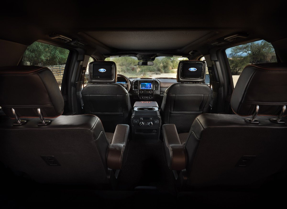 Traveling during the holidays requires all the leg room you can spare, and the 2020 Ford Expedition King Ranch® Edition has the space you need for everyone to ride in style and comfort! https://t.co/RMKJCqQCHh. https://t.co/oV0lYisSDM