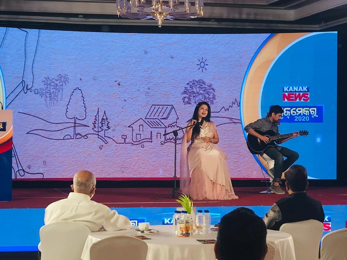 Being an #Odia, I always feel proud to sing about the greatness of our state.   Got the opportunity to sing the reprise version of Odisha Mo Odisha composed by Ratikant Satpathy Sir. The original song was sung by Trupti Das mam and composed by the legend Swarup Nayak sir.