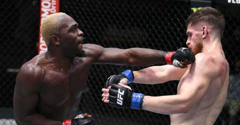 2020 Top 1️⃣0️⃣ @ufc upsets:   1️⃣0️⃣ @DerekBrunson 3rd Rd TKO over @edmenshahbazyan at #UFCVegas5   💰+300 betting underdog https://t.co/p46N10NIYQ