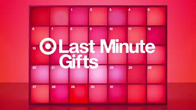 Through Dec. 24, save big on Last Minute Gifts, like select toys, home appliances, TVs & more. Exclusions apply.