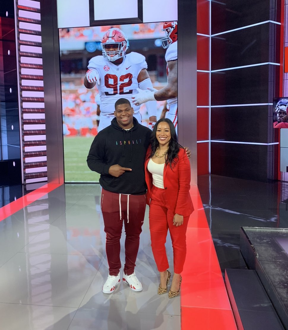 """Happy Birthday, @QuinnenWilliams! Thank you for giving me the opportunity of a lifetime. You're an amazing football player, but even better person! Oh, and thanks for keeping me """"cool,"""" as you say. Lol"""