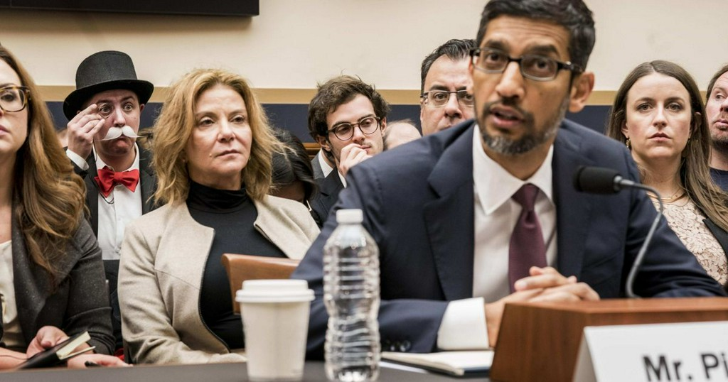 A running list of American antitrust lawsuits against Google and Facebook