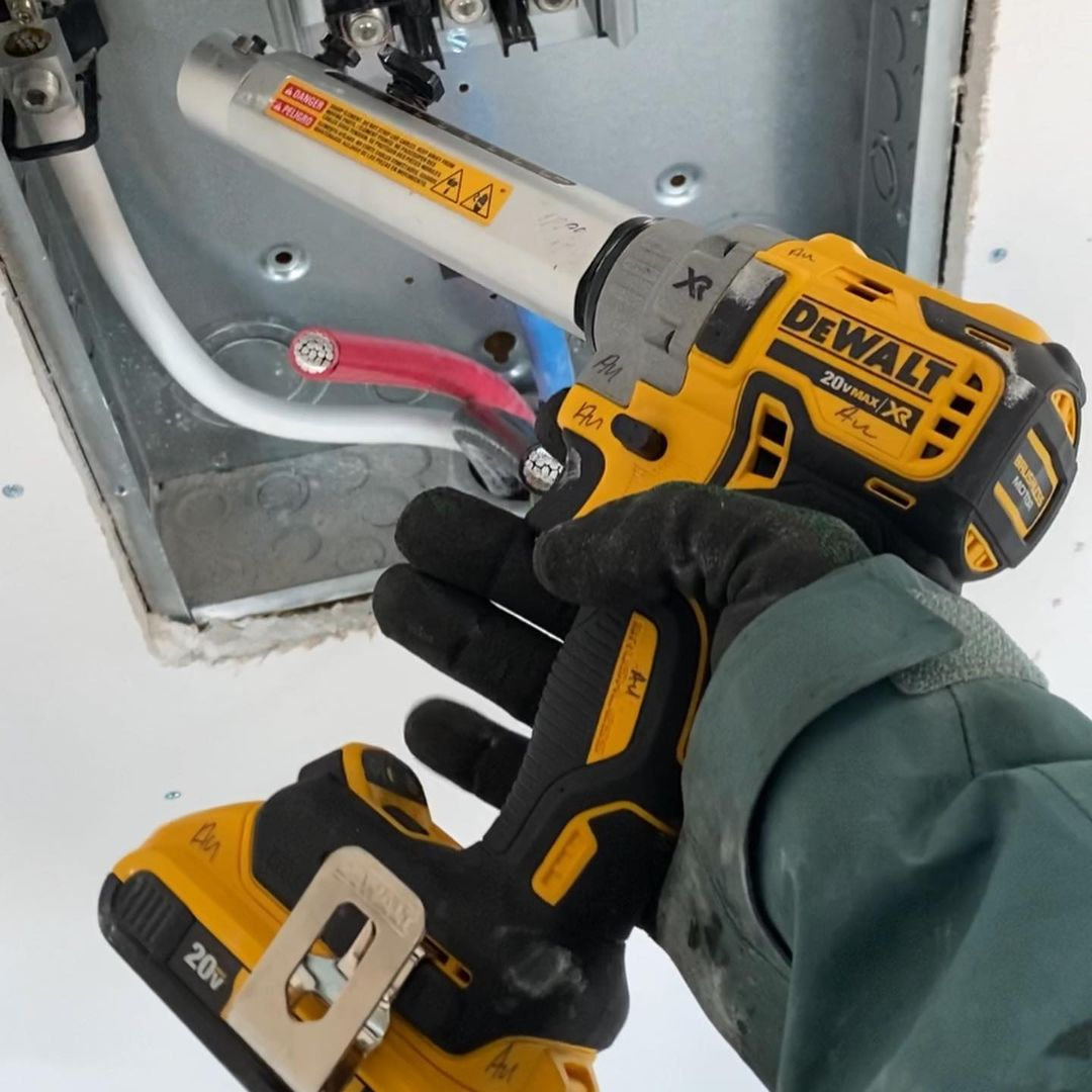 Put down the blade and get the job done quick.   Photo Credit: connecticutsparky