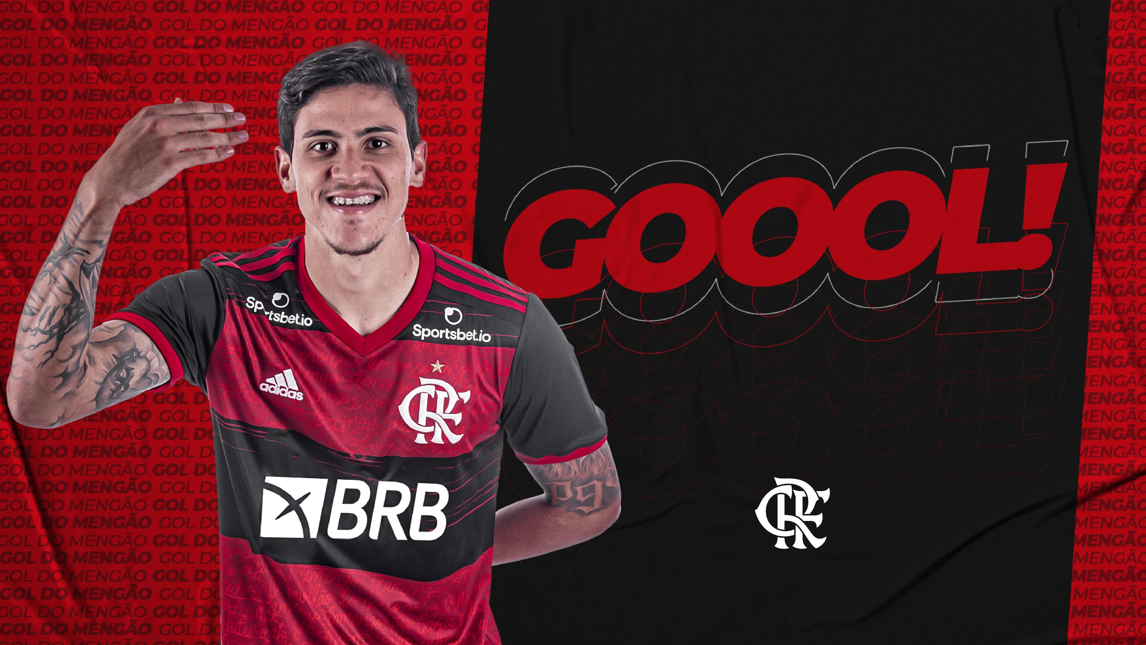 GOOOOOOOOOL! Pedro empata o jogo para o Mengão no Maracanã!