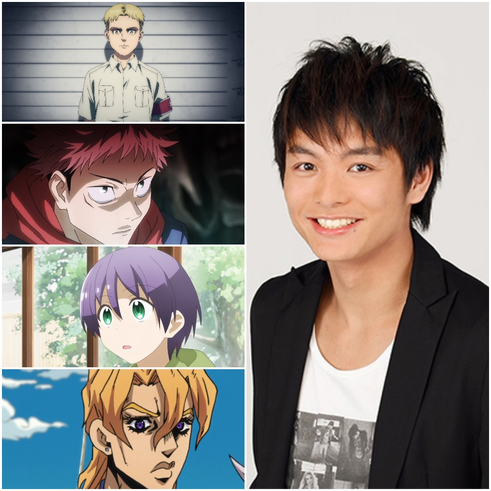 Attack On Titan Wiki On Twitter Junya Enoki Is The Voice Actor For Young Reiner