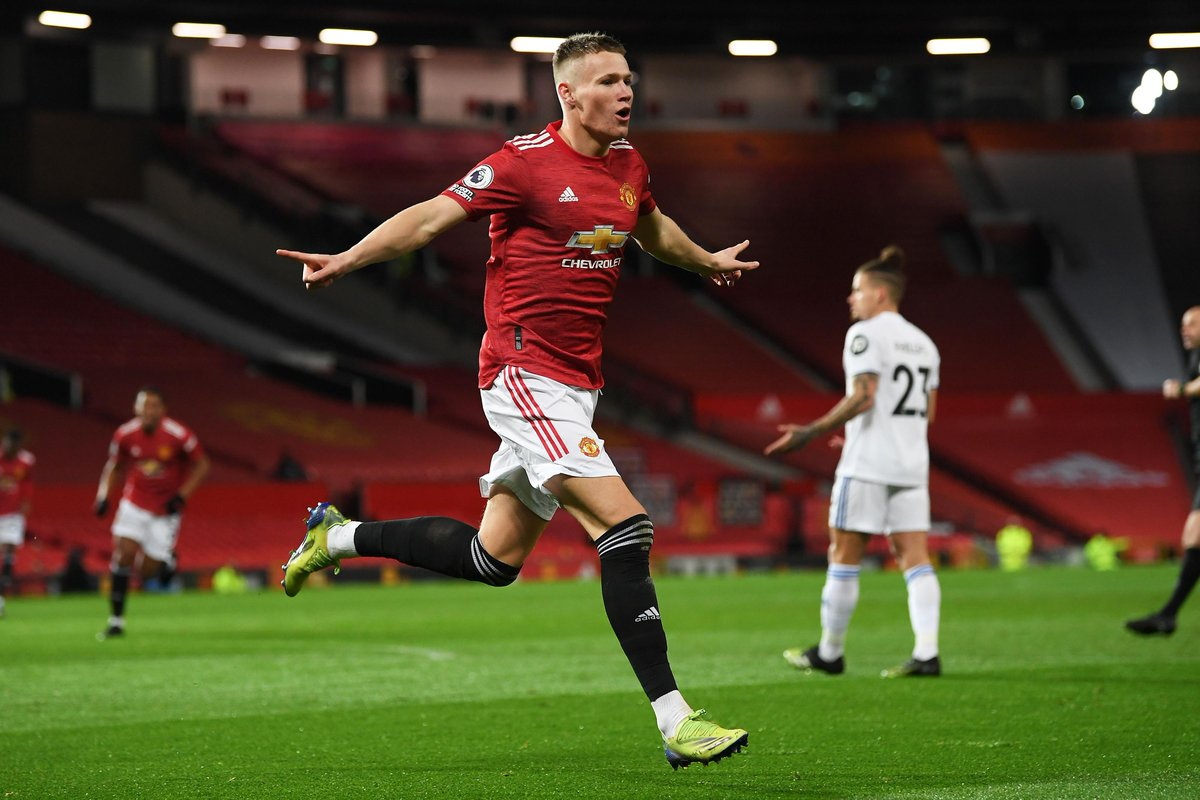 Premier League On Twitter Man Utd Were 2 0 Up After 170 Seconds Against Leeds The Quickest A Side Has Scored Twice Since Arsenal V Newcastle In February 2011 164 Seconds Munlee