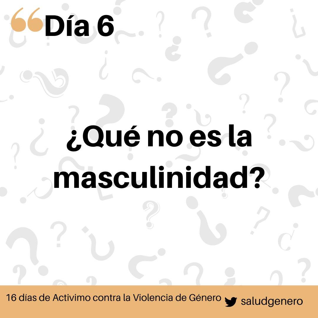 #Dia6 #16diasdeactivismo #16dias