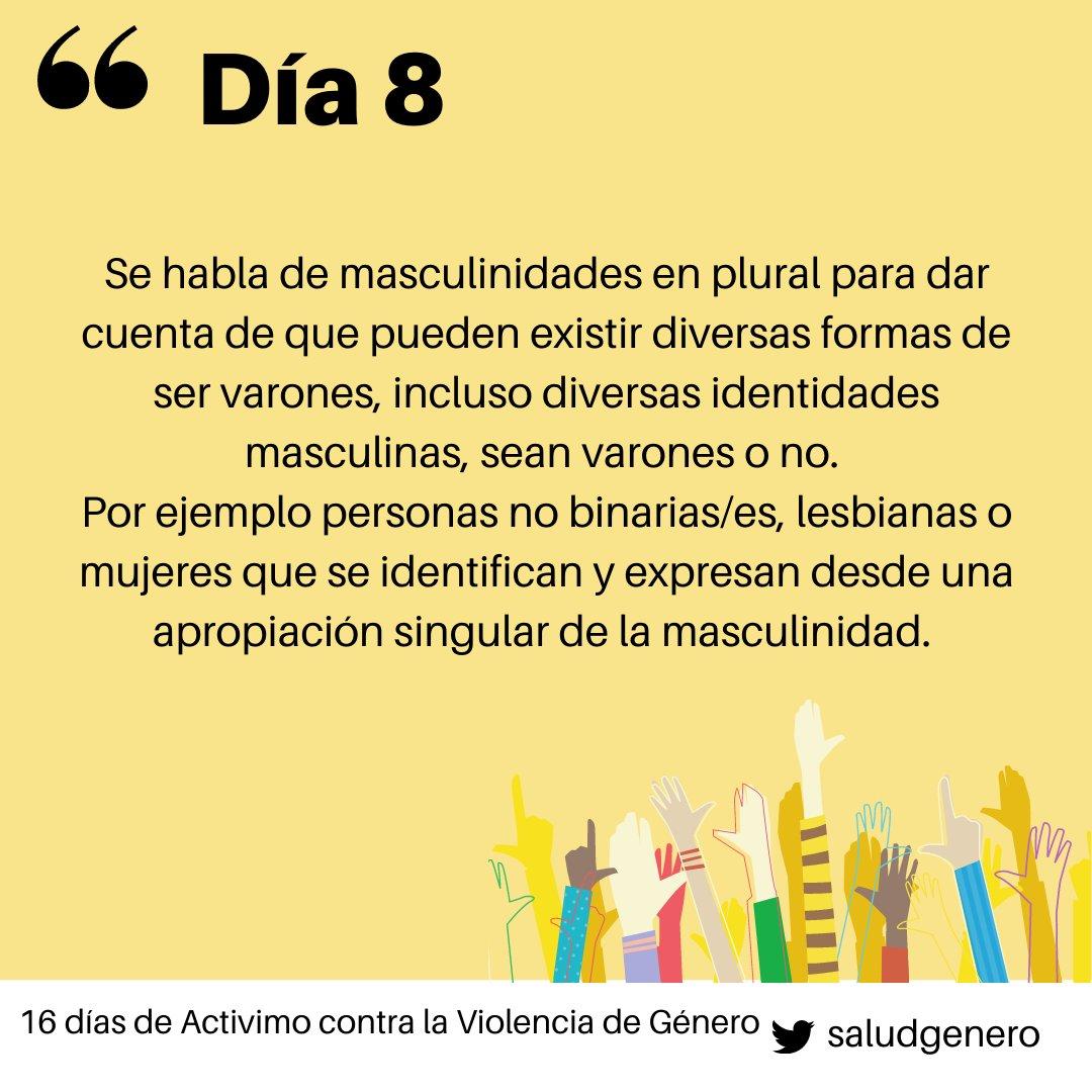 #Dia8 #16diasdeactivismo #16dias