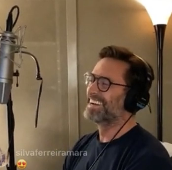 What a delightful afternoon/evening/morning (wherever you are in the world!) listening to Hugh and Gus talk about friendships and mental wellness.   Here's the full recording:  Thanks, @RealHughJackman @GusWorland and @Gotcha_4_Life #mindyourmate