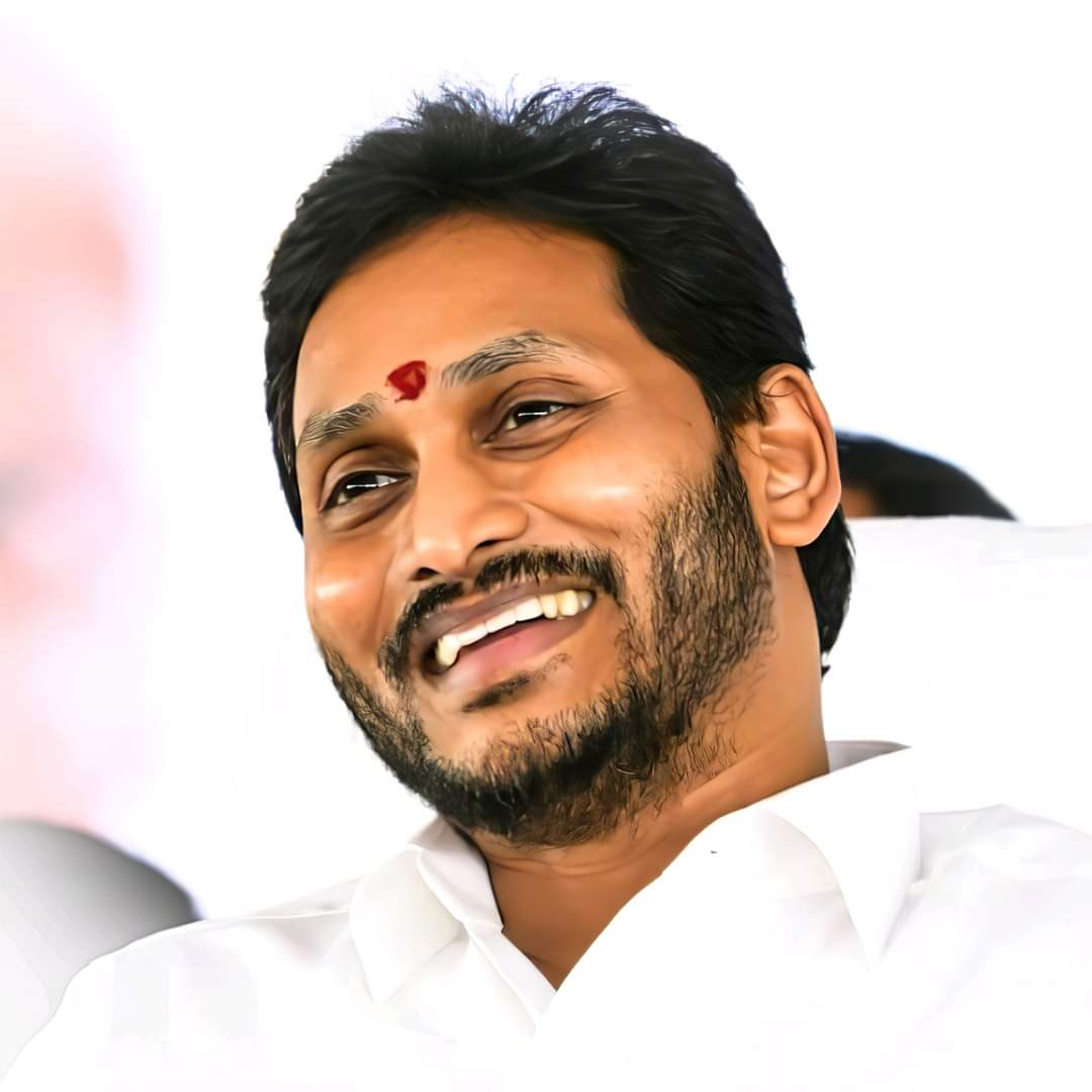 #HBDYSJagan A leader is One Who Knows the way Goes the way and Shows the way❣️❣️😍😍 @ysjagan ❤️❤️❤️