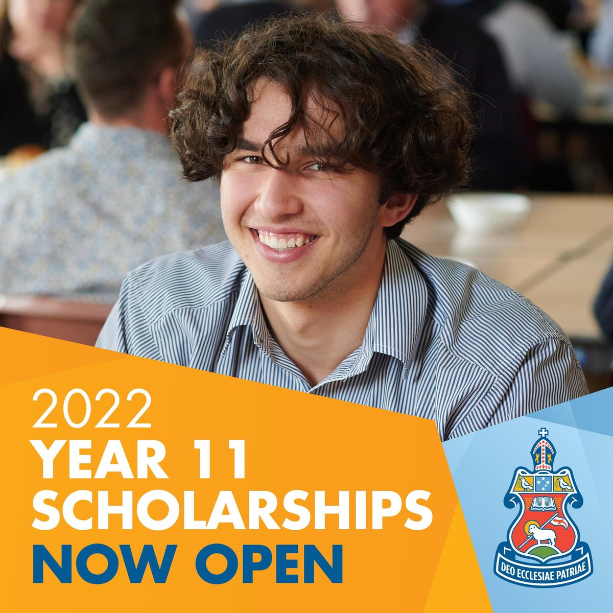 Applications for Year 11 scholarships for 2022 are now open!  Applications close on the 22nd of March next year, so it's time to start preparing.  For more information, visit our website here: https://t.co/uIszXa0wvT
