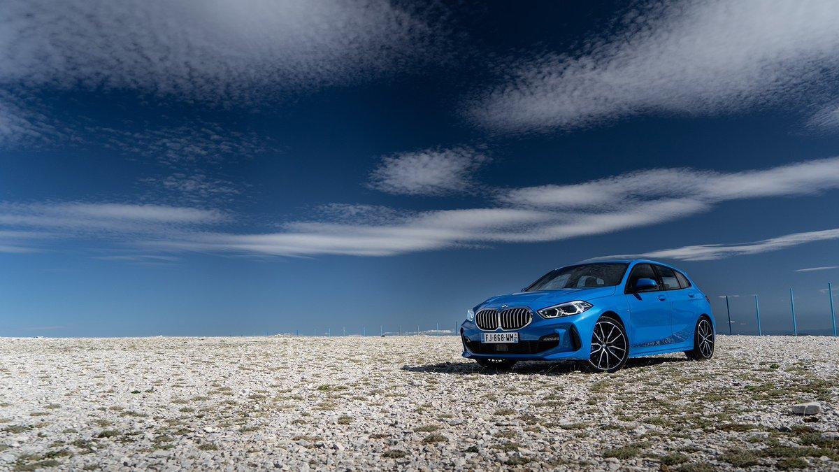 Off to catch the horizon.  #THE1  The #BMW M135i xDrive. Fuel consumption (combined): 7.1–6.8 l/100 km. CO₂ emissions (combined): 162–155 g/km. https://t.co/twXzMrWMl3 https://t.co/VezIjTQmQD