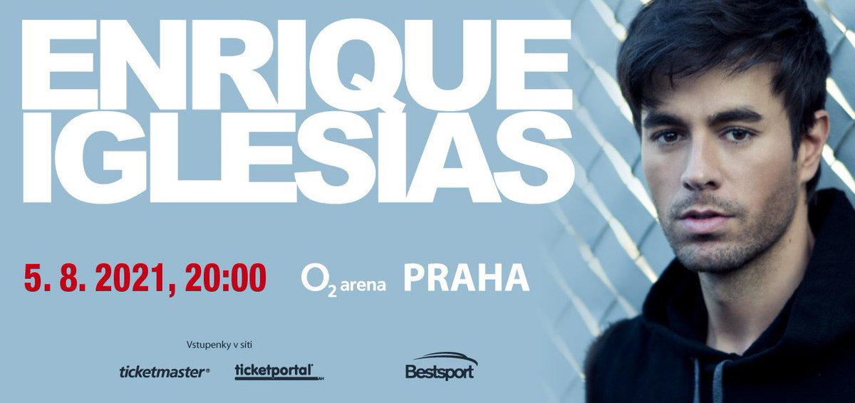 Prague, Czech Republic – August 5th O2 Arena Tickets on Sale: Monday December 21st 7:00 PM Local Time