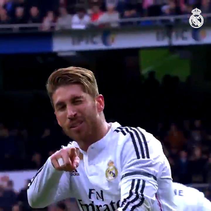©️⚽👏 ¡Nuestro capitán @SergioRamos, sigue haciendo historia! 3️⃣er madridista con más victorias en @LaLiga. ✅ ¡313 y sumando! 📊 Por delante de él solo se encuentran @RaulGonzalez (327) e @IkerCasillas (334). #RealFootball | #HalaMadrid