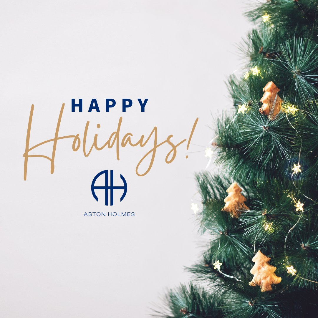 test Twitter Media - The Aston Holmes team wishes to thank you for all your support in the past year, and wish you and your families a joyful festive season and a prosperous new year.  #happyholidays #seasonsgreetings #astonholmes #2021 https://t.co/gOZMNarNtf