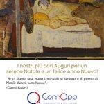 Image for the Tweet beginning: ComApp augura a tutti un
