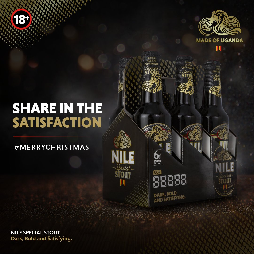 Spread the festive spirit by sharing a Stout with your day ones. #NileSpecialStout https://t.co/bXdYDX13v9