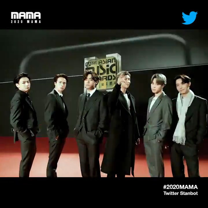 [#2020MAMA_Stanbot] Check #2020MAMA #Twitter #Stanbot Closer Look of #BTS @bts_twt !