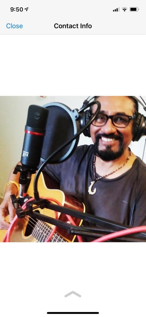 Devastated to hear tragic news of one of the greatest entertainers , Valentine Shipley being no more. To those who were privileged to know him closely,like me,  an irreparable loss. #RIP val. Time for lord to be entertained by you. @prasoonjoshi_ @_MohitChauhan