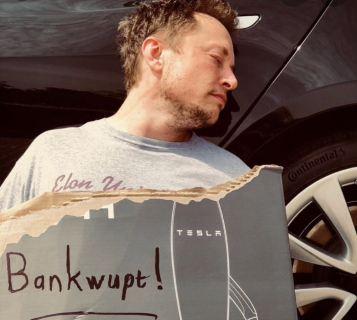 Congratulations to @elonmusk @tesla for the hard work and crazy amount of hours to get into the S&P 500. The road wasn't easy and the hate was real but cheers to you.
