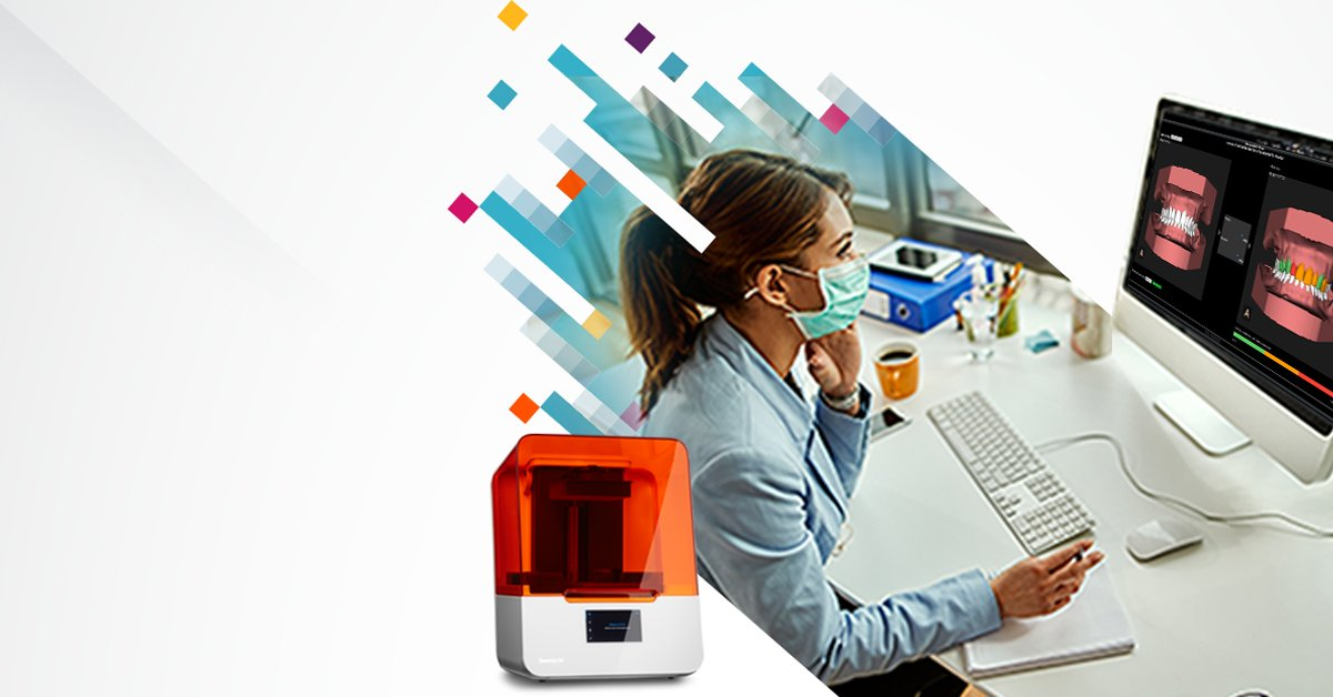 PRESS RELEASE: Formlabs Printers Validated. Learn more today: https://t.co/keXVfnWBId. #CarestreamDental https://t.co/h103MG0iLi
