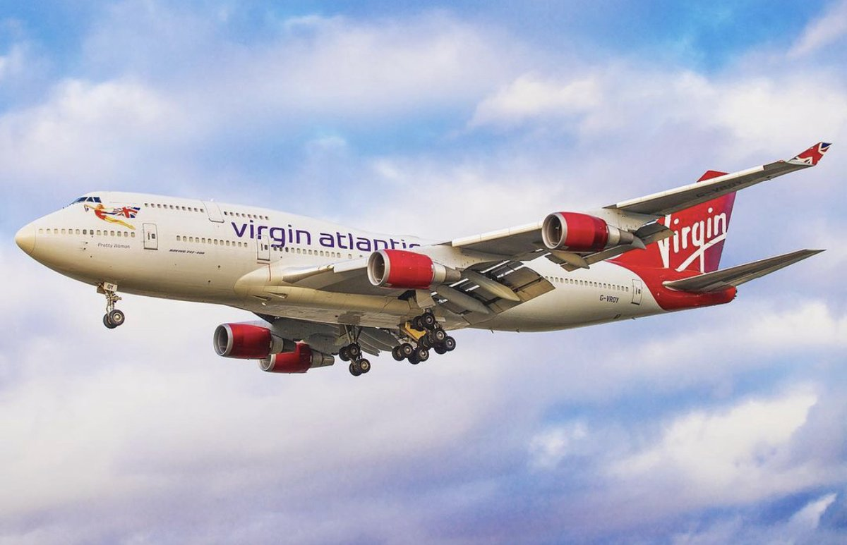 Today, Pretty Woman makes her last flight with us from @HeathrowAirport and is the last @Boeing 747 to leave our fleet. Follow her final departure virtually on @BigJetTVLIVE from 11am:  ✈️